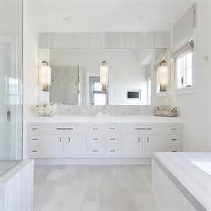 Quartz Kitchen Countertop Ideas - white and grey bathroom transitional bathroom frazee paint seattle sunny side up