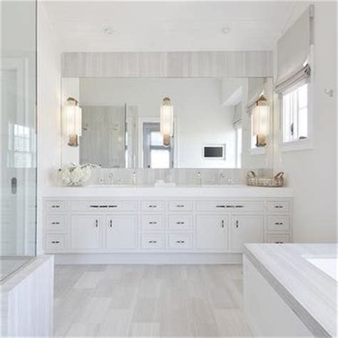 French Provincial Bathroom Ideas white and grey bathroom transitional bathroom frazee