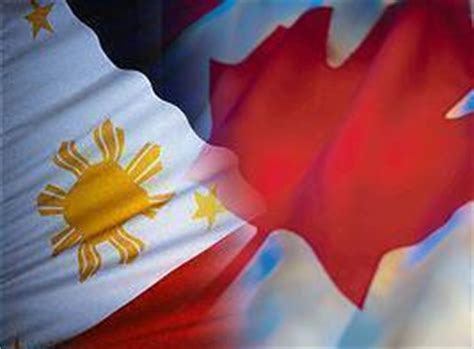 A Record Number Of Canadian Visas Issued To Filipinos In Philippines Canada Flag