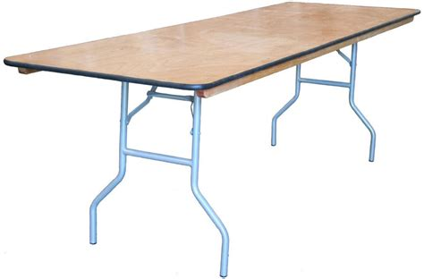 Folding Table by Wood Folding Tables