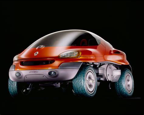 renault concept cars renault racoon concept 1993