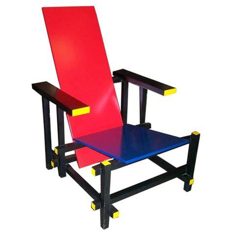 silla roja preguntas de arte 191 a qu 233 movimiento pertenecen piet