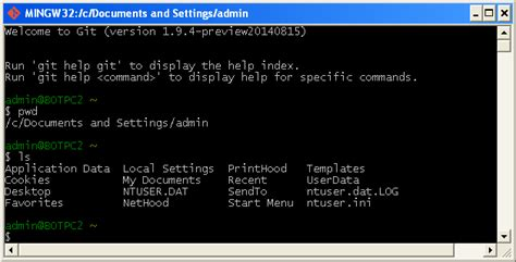 tutorial git shell tutorial git and github 1 installation 2018