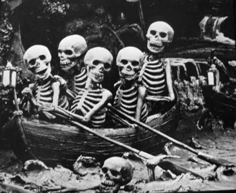 row row row your boat horror movie row row row your boat halloween skeleton skull