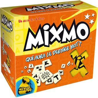 Asmodee Mixmo by Asmod 233 E Mixmo Jeu D Adresse Achat Prix Fnac