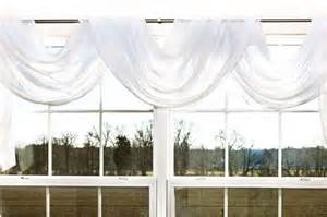 Window Scarves For Large Windows Inspiration Ways To Hang Scarf Valances With Pictures Ehow