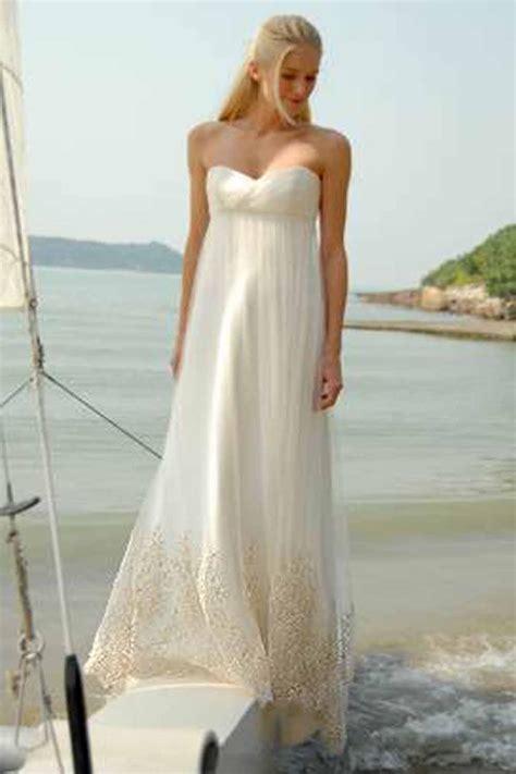 hilary s blog casual beach wedding gowns 4