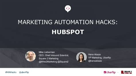 marketing automation hacks 2016 hubspot