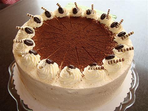Tiramisu Torte by Plus Rezepte Tiramisu Torte