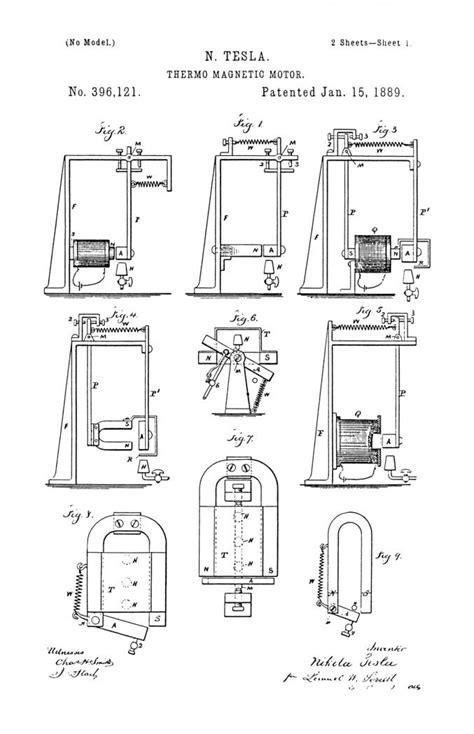 Tesla Electromagnetic Motor Tesla S Lost Inventions