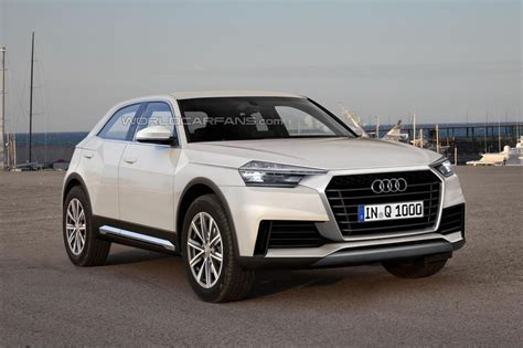 Audi Q1 2016 by Audi Q1 Suv To Be Launched In 2016 Price Other Details