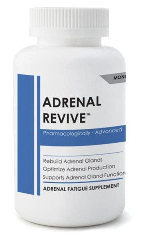 Supplement Adrenals While On A Detox by Is Your Adrenal System Keeping You From Losing Weight