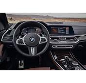 2019 BMW X5 Dashboard  MotorTrend