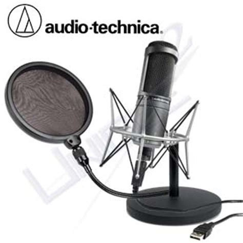 Audio Technica At2020 Usb audio technica at2020 usb image 277676 audiofanzine