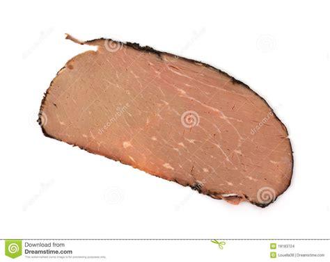 slice of single slice roast beef stock images image 18183724