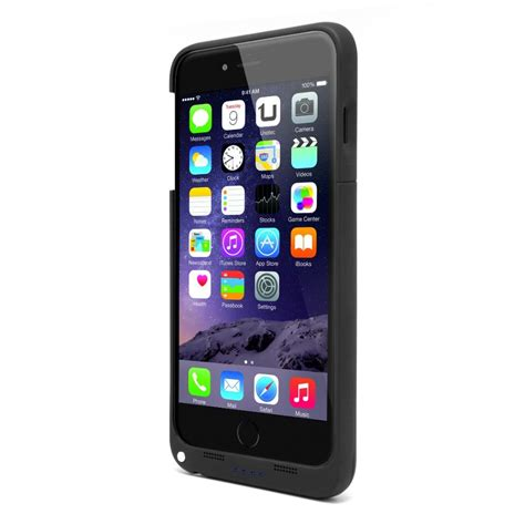 Powercase For Iphone 6 Plus 1 movilplaza unotec funda bater 237 a iphone 6 plus