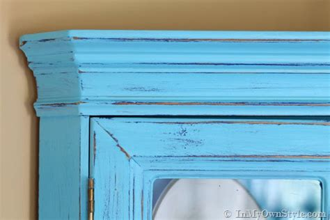 Furniture Makeover Mixing Up Diy Chalk Paint Recipes