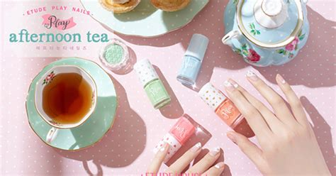 etude house buy online etude house play nail afternoon tea spring 2015 memorable days beauty blog