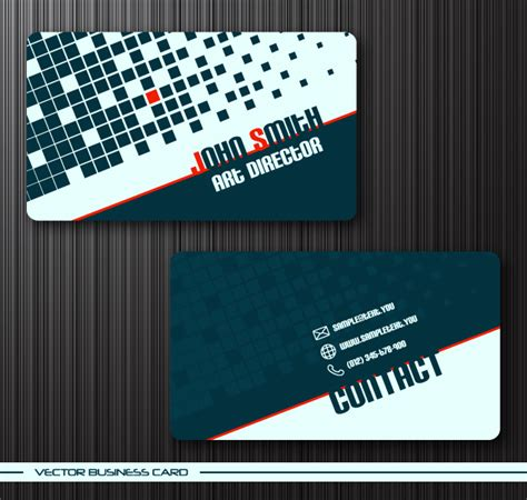 free vector business card templates foreign business card templates vector free vector 4vector