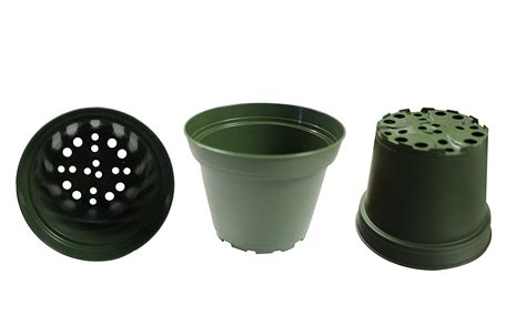 pots for plants plastic plant flower pot nursery containers planting pots