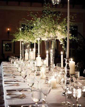 themes in rose blanche decoration de mariage blanche
