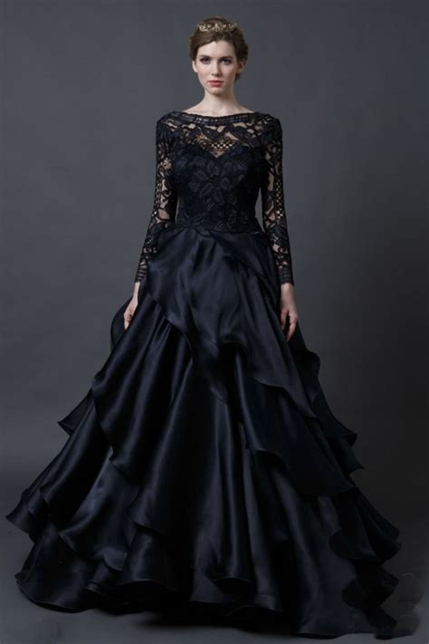 Black Dress For Wedding by 14 Best Black Wedding Dress Images On Wedding