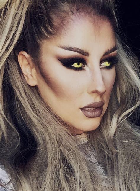chrisspy werewolf tutorial werewolf makeup you mugeek vidalondon