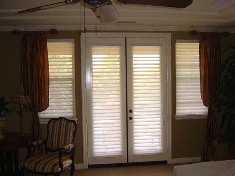 door window treatments ideas window treatment ideas for doors 3 blind mice