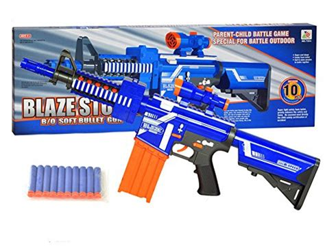 toys tools guns a children s book about gun safety books lobzon children sniper rifle nerf soft bullet electric