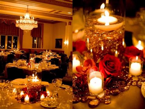 wedding centerpiece ideas using candles glam ideas for your wedding centerpieces my