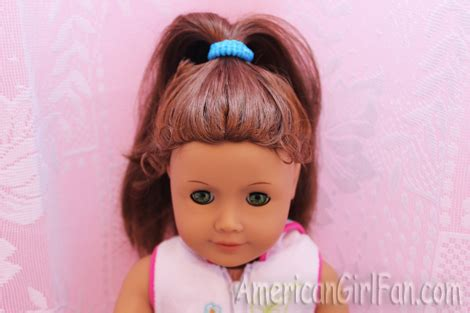 cute hairstyles for pool party pool party doll hairstyles part 1 americangirlfan