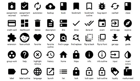 material design icon zip 6 free material design icon packs super dev resources