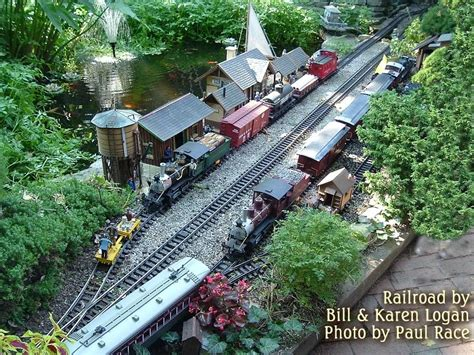 planning  garden railroad  operations