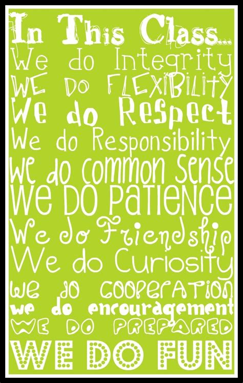 themes in great expectations quotes classroom expectations great gift for teachers signs or
