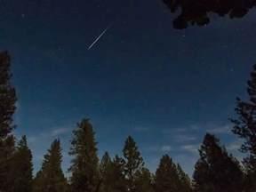 lyrids meteor shower april 2017
