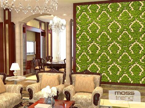 pareti verdi interni pareti verdi verticali moss trend