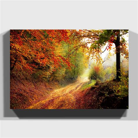 gallery canvas print various sizes landscape autumn fall