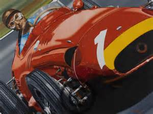 Maserati Founded J M Fangio On Grand Prix Maserati And Alfa Romeo