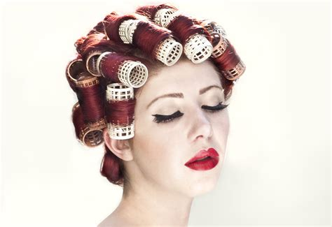 how to section hair for hot rollers pip jolley jewels join selfridges grad showcase
