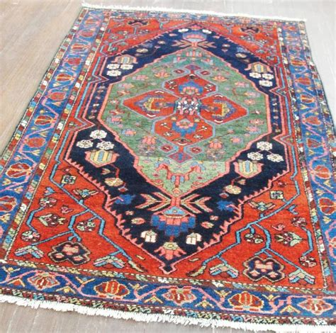 unusual rugs unusual persian bakhtiari rug for sale at 1stdibs