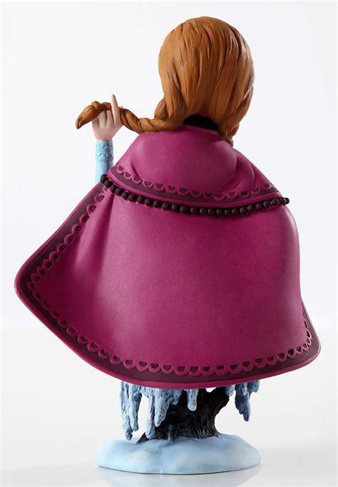 Enesco Grand Jester Frozen Elsa Mini Bust bustos disney grand jester frozen elsa 171 de