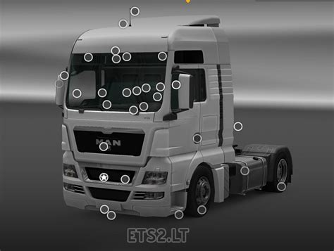 How To Remove Mirror From Wall by Man Tgx V 2 0 Ets 2 Mods