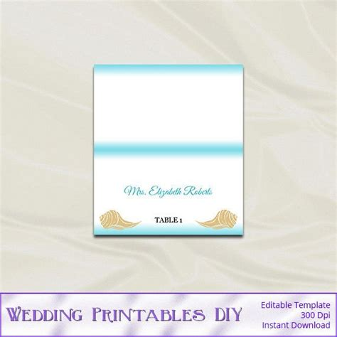 Printable Place Cards Staples