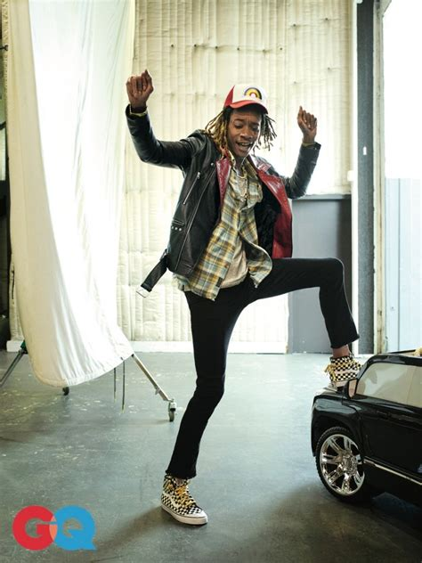 Dress Khalifa wiz khalifa and gq times two pause s