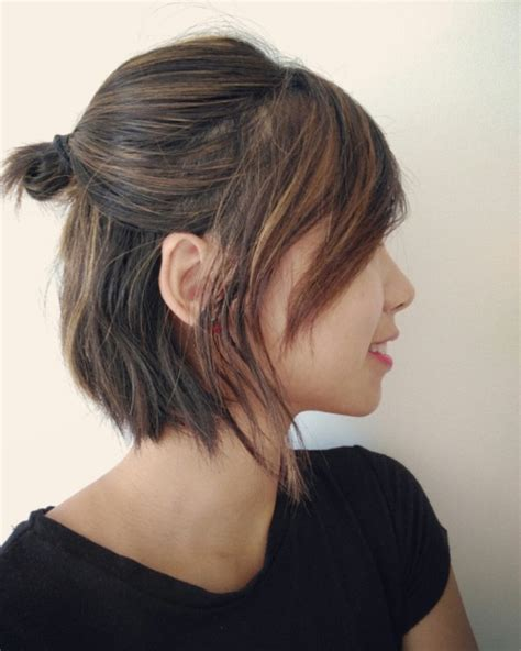 bob hairstyles tied up 1001 ideas for chic and feminine bob hairstyles
