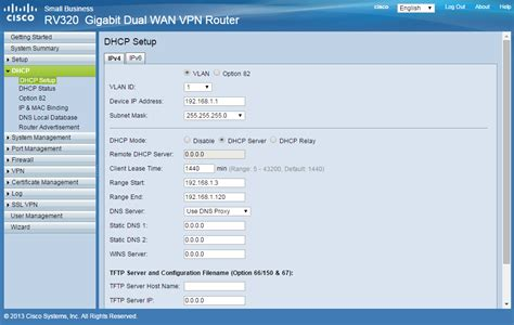 forwarding server ip address how to basically configure a cisco router rv320 techroots