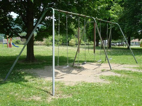 playground with swings the great outdoors one beat blog