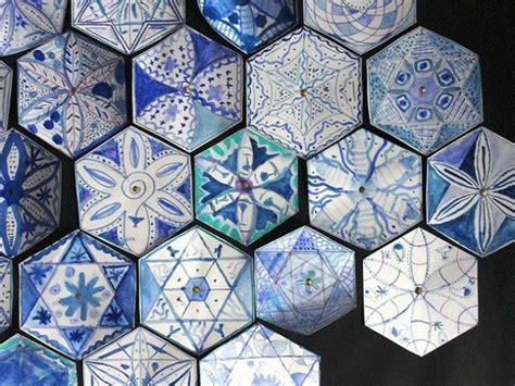 Bathroom Tile Mosaic Ideas hexagonal tiles in interior design history amp examples