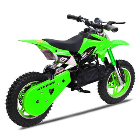 green dirt bike green dirt bikes