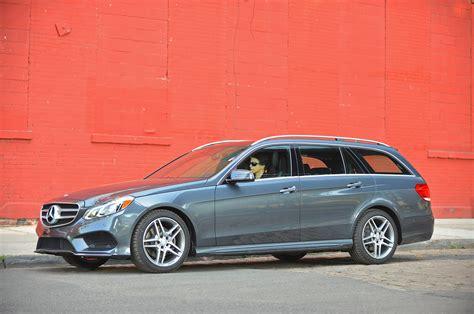 2014 Mercedes E350 4matic Wagon Side Static Photo 21